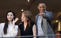 Phạm Băng Băng, Will Smith 'chào sân' Cannes
