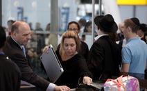 Mỹ chưa cấm máy tính trên chuyến bay từ châu Âu