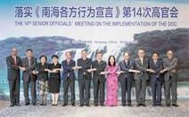 ASEAN - Trung Quốc họp bàn DOC, COC