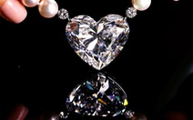 Cận cảnh viên kim cương 15 triệu đô