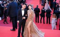 Đoàn phim 'Đảo của dân ngụ cư' trên thảm đỏ Cannes