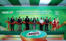 Nestlé khánh thành nhà máy tại Hưng Yên