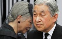 Tokyo thông qua nội dung luật cho Nhật hoàng thoái vị
