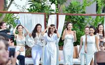 Vũ Thu Phương ra mắt thời trang cho mùa hè và biển