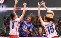 U 23 VN tranh HCĐ Giải bóng chuyền nữ U-23 châu Á