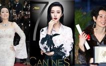 Mỗi 10 năm, Củng Lợi, Mạn Ngọc, Băng Băng làm giám khảo Cannes