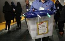 Bầu cử Iran: ứng viên Rouhani đang tạm dẫn trước