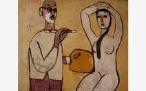 Phiên đấu giá Vị nghệ thuậtlần 2: tranh của cả cha và con