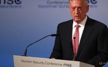 Bộ trưởng Quốc phòng Mỹ: Chiến tranh với Triều Tiên là bi kịch