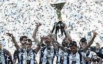Juventus lần thứ 33 vô địch Serie A