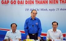 Bí thư Nguyễn Thiện Nhân: 'Nếu có thung lũng như Silicon, phải ở TP.HCM'