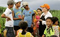 Chàng sinh viên bách khoa về làng dạy tiếng Anh