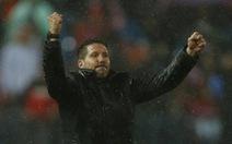 Điểm tin sáng 22-5: HLV Simeone ở lại Atletico Madrid