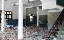 Bị điện giật khi sửa nhà văn phòng huyện ủy, 1 người chết
