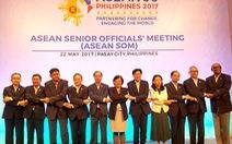 Họp bàn biện pháp triển khai kết quả Hội nghị Cấp cao ASEAN