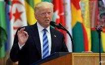 Tổng thống Trump: chống cực đoan là 'cuộc chiến giữa thiện và ác'