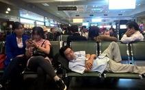 Mệt mỏi với chậm, hủy chuyến bay