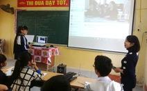 Học sinh nông thôn học xuyên quốc gia