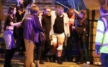 Nổ tại đêm ca nhạc ở Anh, 19 người thiệt mạng, 50 bị thương