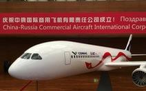 Trung Quốc và Nga bắt tay làm máy bay dân dụng