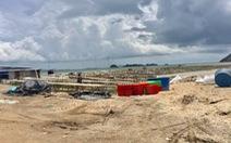 Kiên Giang: San lấp trái phép hơn 5,3ha mặt biển