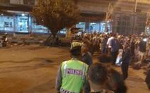 Đánh bom ở Jakarta, ít nhất 2 người chết