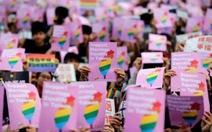 Tòa hiến pháp Đài Loan ủng hộ hôn nhân đồng giới