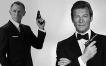 Roger Moore - James Bond lâu nhất vừa qua đời ở tuổi 89