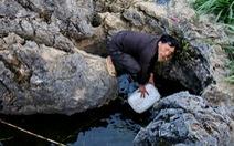 'Cuộc chiến'với nước của người Mông