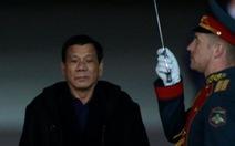 Tổng thống Duterte áp dụng thiết quân luật tại Mindanao
