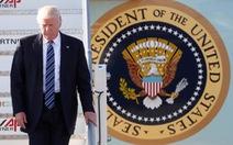 Ông Trump lại bị 'soi' chuyện lộ mật