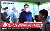 Mỹ lo Triều Tiên sẽ làm được tên lửa mang hạt nhân
