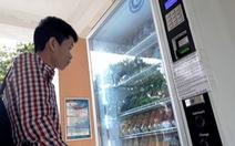 Sở GD- ĐT Huế không tán thành bán hàng tự động trong trường