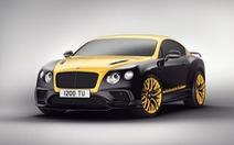 Ngắm xe Bentley siêu sang Continental 24 giá hơn 6 tỉ đồng