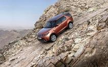 Discovery mới của Land Rover: chiếc SUV gia đình hàng đầu