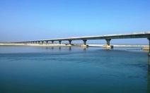 Ấn Độ làm cầu dài nhất để bảo vệ vùng biên với Trung Quốc