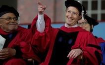 Mark Zuckerberg: Biết chấp nhận thất bại mới thành công được