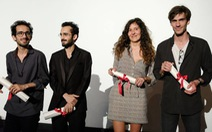 Nữ sinh viênCosta Ricagiành giải thưởng Cinéfondation tại Cannes