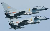 Chiến đấu cơ Trung Quốc dọa máy bay Mỹ trên Biển Đông