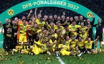 Đá bại Frankfurt, Dortmund đoạt Cúp quốc gia Đức