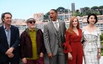 Will Smith bóng gió việc không thể thay đổi kết quả Cannes
