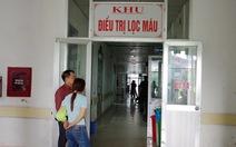 Bộ Công an vào cuộcvụ 6 bệnh nhân chạy thận tử vong
