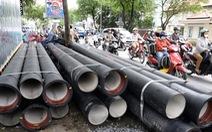 Vụ Sawaco dùng ống nước Trung Quốc:Nếu sai sẽ xử lý nghiêm