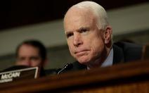 Nghị sĩ McCain: Sẽ trừng phạt Nga thêm nữa