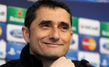 HLV Valverde kí hợp đồng dẫn dắt Barcelona