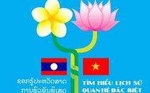 Kết quả thi 'Tìm hiểu lịch sử quan hệ đặc biệt VN - Lào'
