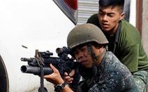 Quân đội Philippines kêu gọi các tay súng Hồi giáo đầu hàng