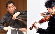 Hai tài năng nhạc cổ điển Nhật trình diễn tại Việt Nam