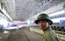 Cận cảnh nhà máy thép 3.300 tỷ của Vinashin bỏ hoang… chờ chết
