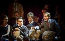 Sinh viên Việt duy nhất hát cùng các bậc thầy opera thế giới